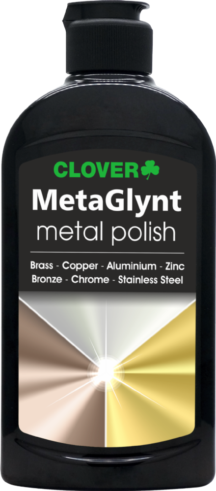 Clover Metaglynt 250ml - Metal Polish